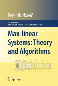 Cover Max-linear Systems: Theory and Algorithms