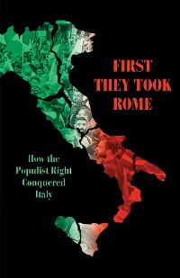 Cover First They Took Rome