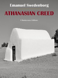 Cover Athanasian Creed