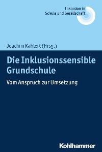 Cover Die Inklusionssensible Grundschule