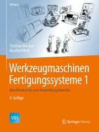Cover Werkzeugmaschinen Fertigungssysteme 1