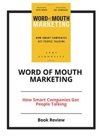 Cover Word of Mouth Marketing