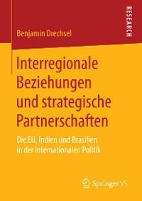 Cover Interregionale Beziehungen und strategische Partnerschaften