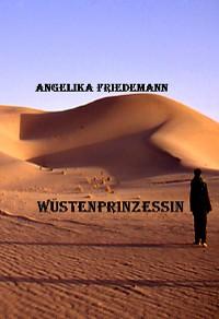 Cover Wüstenprinzessin