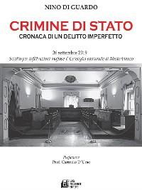 Cover Crimine di Stato. Cronaca di un delitto imperfetto
