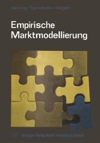 Cover Empirische Marktmodellierung