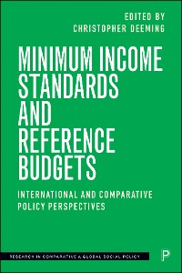 Cover Minimum Income Standards and Reference Budgets