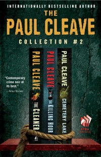 Cover Paul Cleave Collection #1