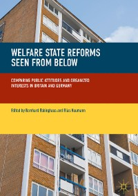 Cover Welfare State Reforms Seen from Below