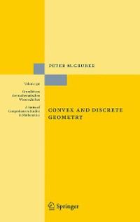 Cover Convex and Discrete Geometry