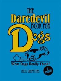 Cover Daredevil Book for Dogs