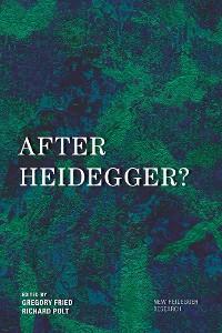 Cover After Heidegger?