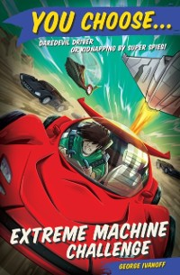 Cover You Choose 9: Extreme Machine Challenge