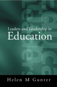 Cover Leaders and Leadership in Education