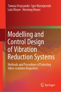 Cover Modelling and Control Design of Vibration Reduction Systems