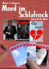 Cover Mord im Schlafrock