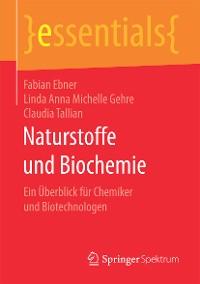 Cover Naturstoffe und Biochemie