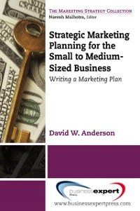Cover Strategic Marketing Planning for the Small to Medium Sized Business