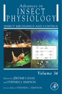 Cover Advances in Insect Physiology