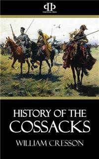 Cover History of the Cossacks