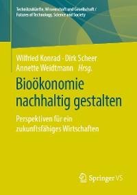 Cover Bioökonomie nachhaltig gestalten