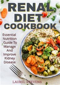 Cover Renal Diet Cookbook