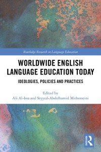 Cover Worldwide English Language Education Today