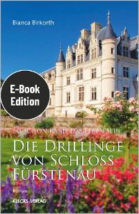 Cover Die Drillinge von Schloss Fürstenau