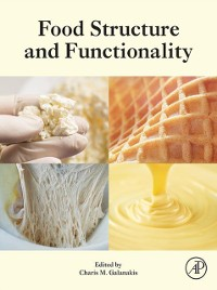 Cover Food Structure and Functionality