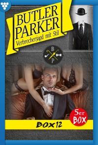 Cover Butler Parker Box 12 – Kriminalroman