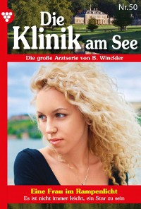 Cover Die Klinik am See 50 – Arztroman