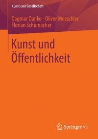 Cover Kunst und Öffentlichkeit