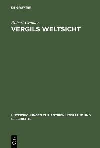 Cover Vergils Weltsicht