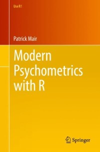 Cover Modern Psychometrics with R