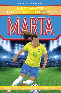 Cover Marta (Ultimate Football Heroes) - Collect Them All!