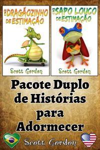 Cover Pacote Duplo de Histórias para Adormecer