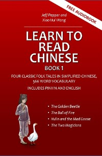 Cover Learn to Read Chinese, Book 1