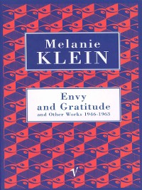 Cover Envy and Gratitude and Other Works 1946-1963