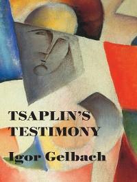 Cover Tsaplin's Testimony