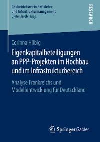 Cover Eigenkapitalbeteiligungen an PPP-Projekten im Hochbau und im Infrastrukturbereich