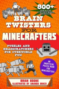 Cover Brain Twisters for Minecrafters