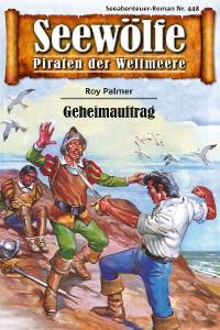 Cover Seewölfe - Piraten der Weltmeere 448
