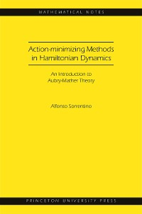 Cover Action-minimizing Methods in Hamiltonian Dynamics (MN-50)