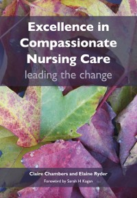 Cover Excellence in Compassionate Nursing Care