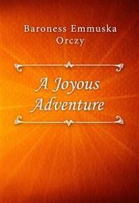Cover A Joyous Adventure