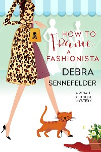 Cover How to Frame a Fashionista