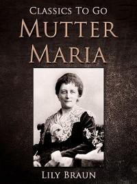 Cover Mutter Maria