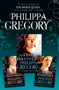 Cover Philippa Gregory 3-Book Tudor Collection 1: The Constant Princess, The Other Boleyn Girl, The Boleyn Inheritance