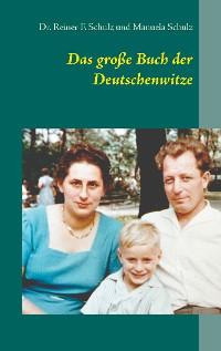 Cover Das große Buch der Deutschenwitze