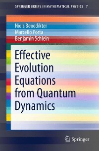 Cover Effective Evolution Equations from Quantum Dynamics